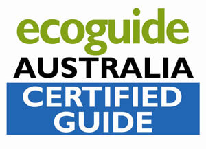 Barry Davies Eco Guide Certified Eco Toursim Australia